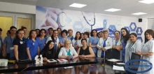 Nurses Day in MC Erebouni