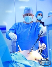 Laparoscopic colon resection surgery was carried out for the first time in Armenia.